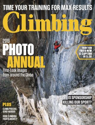 Climbing Aug-Sep 2019