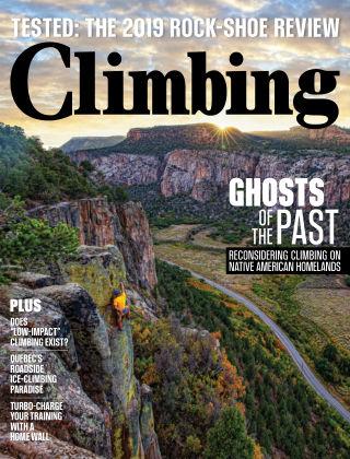 Climbing Oct-Nov 2019