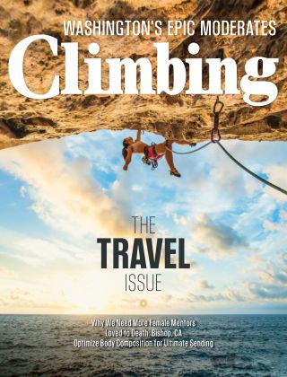 Climbing Feb-Mar 2020