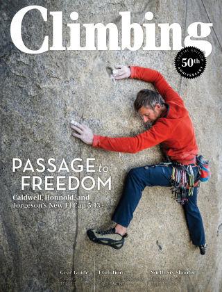 Climbing Spring 2020