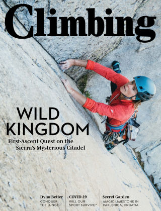 Climbing SUMMER 2020