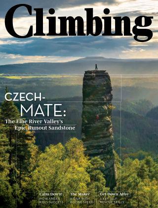 Climbing Winter 2020