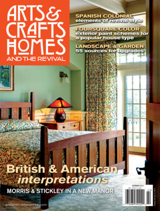 Arts & Crafts Homes Summer 2012