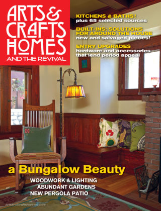 Arts & Crafts Homes Fall 2012