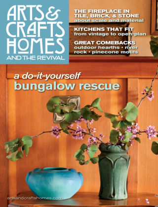 Arts & Crafts Homes Winter 2013