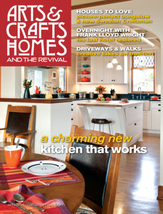 Arts & Crafts Homes Spring 2013