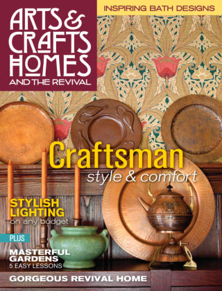 Arts & Crafts Homes Fall 2013