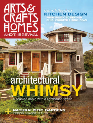 Arts & Crafts Homes Spring 2014
