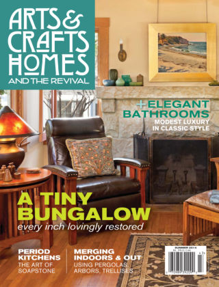 Arts & Crafts Homes Summer 2014
