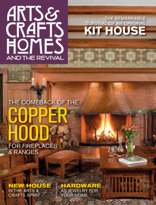 Arts & Crafts Homes Fall 2014