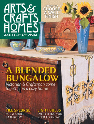 Arts & Crafts Homes Winter 2014