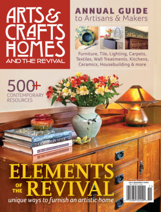 Arts & Crafts Homes Annual Guide