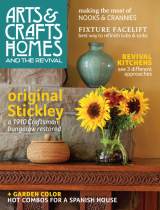 Arts & Crafts Homes Spring 2015