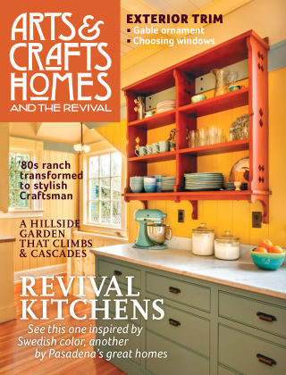 Arts & Crafts Homes Summer 2015