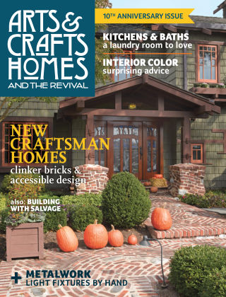Arts & Crafts Homes Fall 2015
