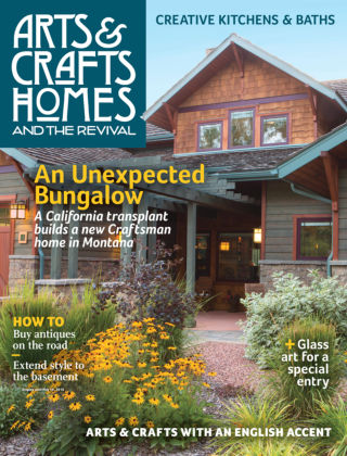 Arts & Crafts Homes Spring 2016