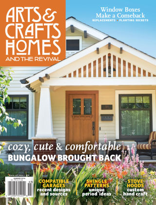 Arts & Crafts Homes Summer 2016
