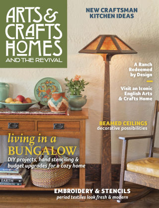 Arts & Crafts Homes Winter 2016
