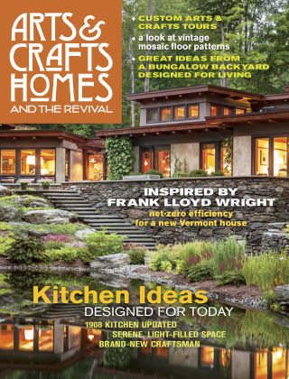 Arts & Crafts Homes Spring 2017