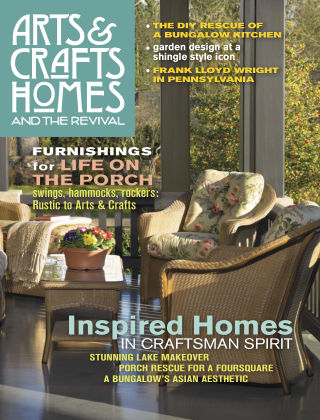 Arts & Crafts Homes Summer 2017