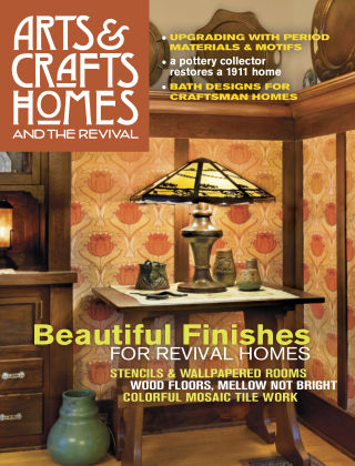 Arts & Crafts Homes Winter 2018