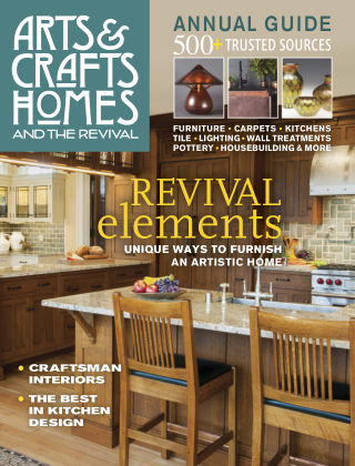Arts & Crafts Homes Annual Buyers Guide