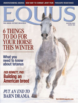 EQUUS Winter 2020