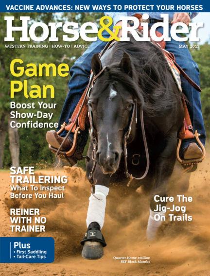 Horse & Rider April 23, 2013 00:00