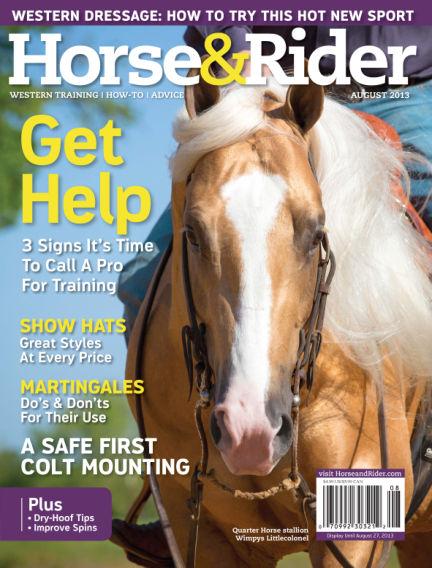 Horse & Rider July 23, 2013 00:00