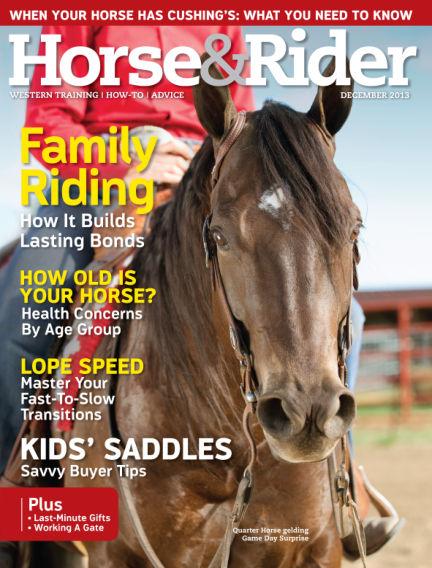 Horse & Rider November 26, 2013 00:00