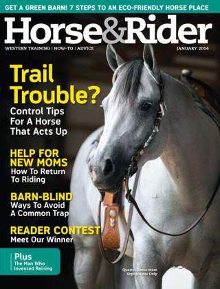 Horse & Rider January 2014