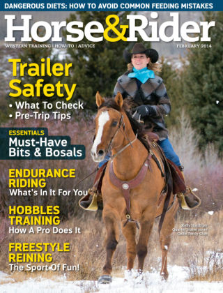 Horse & Rider February 2014
