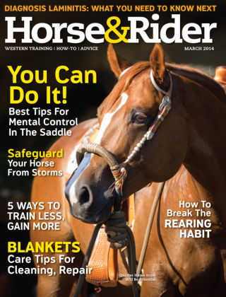 Horse & Rider March 2014