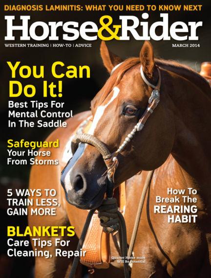 Horse & Rider February 25, 2014 00:00