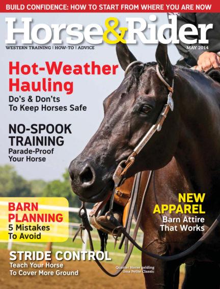 Horse & Rider April 22, 2014 00:00