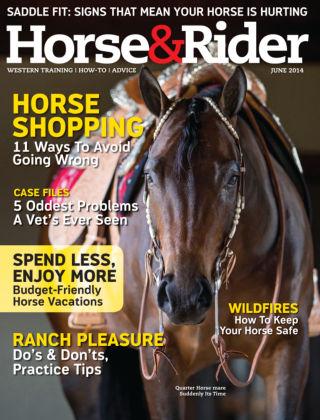 Horse & Rider June 2014