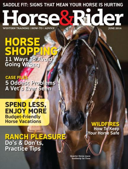 Horse & Rider May 14, 2014 00:00