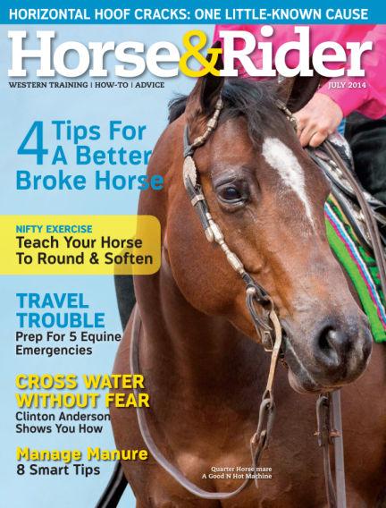 Horse & Rider June 24, 2014 00:00