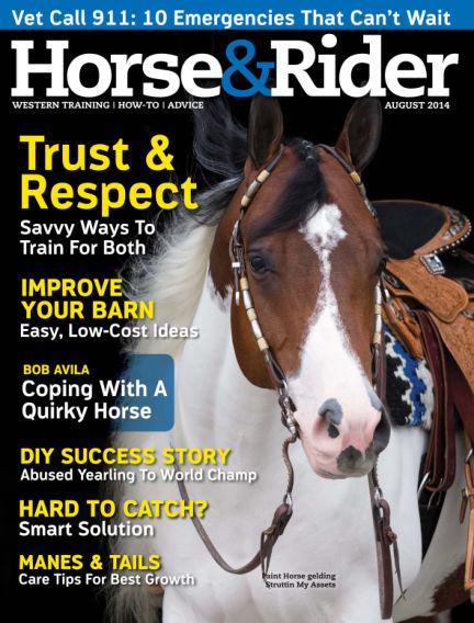 Horse & Rider July 29, 2014 00:00