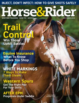Horse & Rider October 2014
