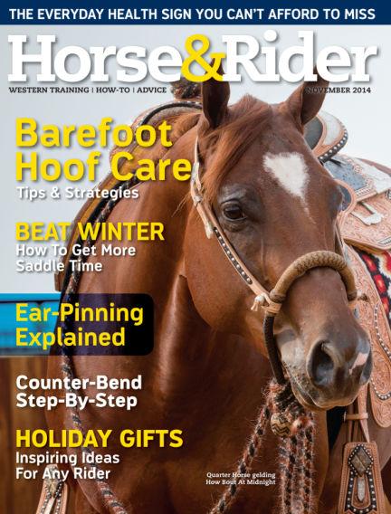 Horse & Rider October 28, 2014 00:00