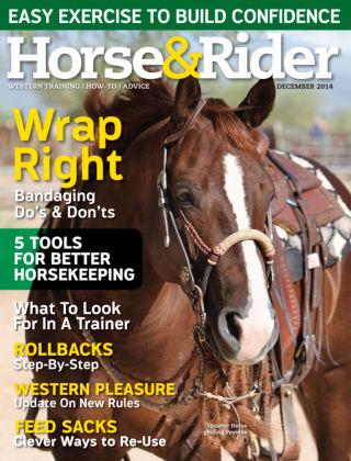 Horse & Rider December 2014