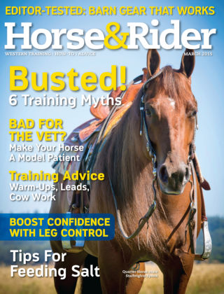 Horse & Rider March 2015