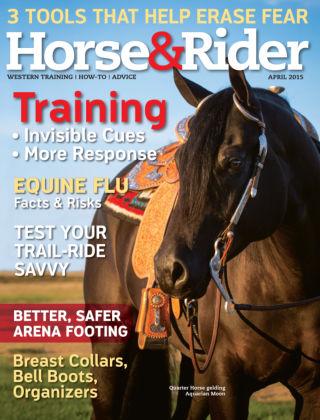 Horse & Rider April 2015
