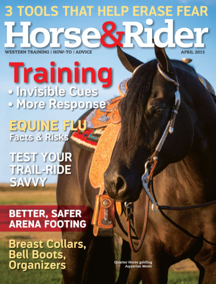 Horse & Rider March 31, 2015 00:00