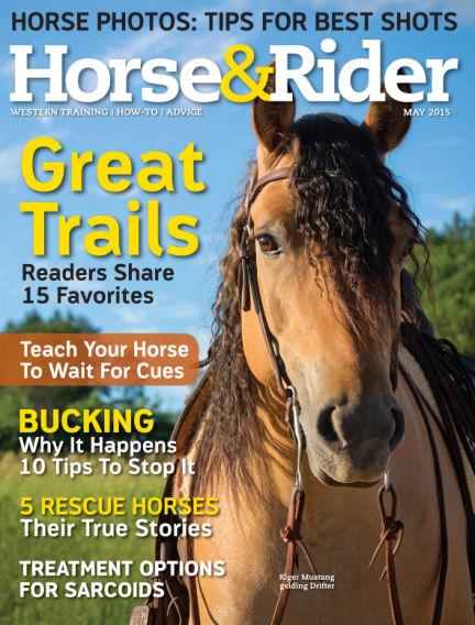 Horse & Rider April 28, 2015 00:00