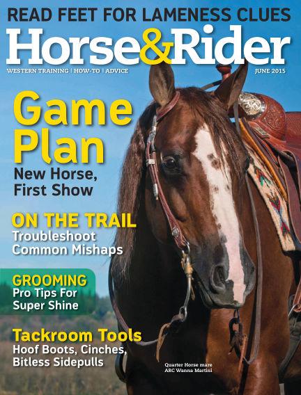 Horse & Rider May 26, 2015 00:00