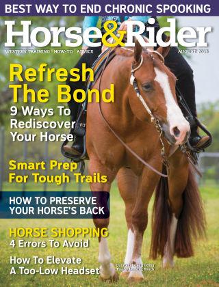 Horse & Rider August 2015
