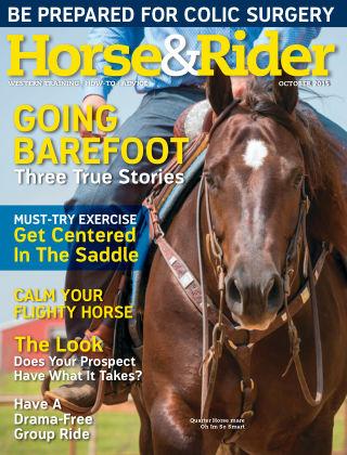 Horse & Rider October 2015
