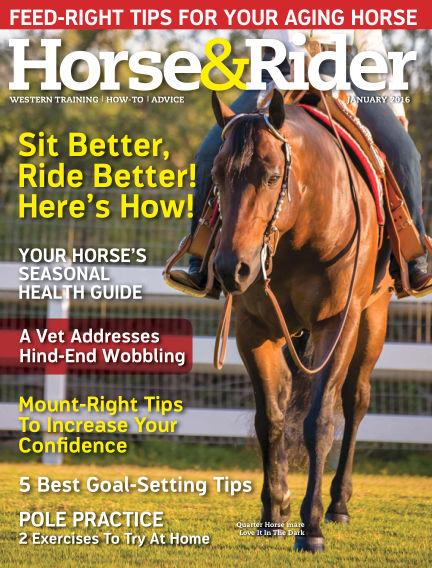 Horse & Rider December 22, 2015 00:00